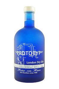 Prototyp London Dry BIO Gin Wine Packaging, Packaging Design, Bebida Gin, Bottle Labels, Vodka Bottle, Mix Drinks, London Dry Gin, Blue Bottle, Whisky