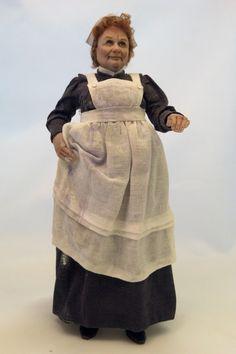 102 Best Downton Abbey Dolls Images Dollhouse Dolls Doll House