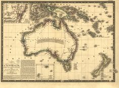 free map of australia to print cairns area