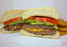 stuffed burgers!!  The possibilities are endless!