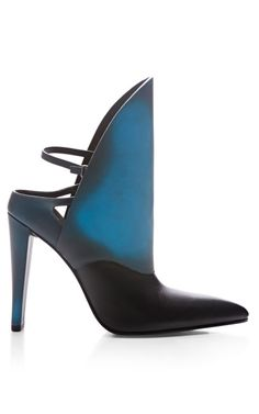 Lys Closed Toe Ankle Strap Pump by Alexander Wang - Moda Operandi