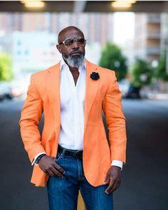 Mens Fashion Night Out Men In Black, Handsome Black Men, Tall Men Fashion, Mens Fashion Suits, Man Fashion, Fashion Night, Gentleman Mode, Gentleman Style, Sharp Dressed Man