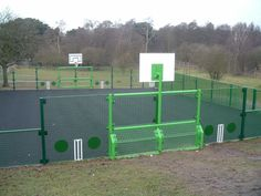 School, 5 a side Football Pitch, Multi-Use Games Areas, AMV Playgrounds.