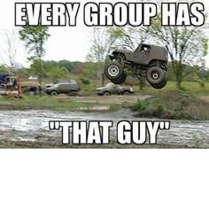 #jeeplife jump