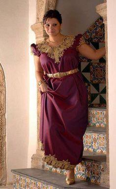Algerian djebba