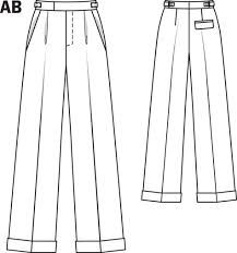 wide trousers 2014 annie hall - Google Search