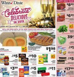 Winn-Dixie Coupon Deals: Week of 12/28