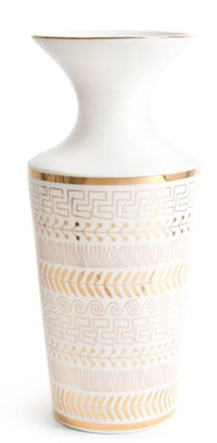 Spring Runway Collections From Chloe to Versace and Home Decor From Jonathan Adler To Fornasetti Incorporate The Spirit Of Ancient Greek Culture Into New Designs Greek Pattern, Versace Home, Greek Culture, Ancient Greek, Designer Collection, Spring, Home Decor, Decoration Home, Room Decor