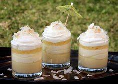 Trinásť dezertov, ktoré hravo pripravíte do pohára - Žena SME Fitness, Pudding, Food, Gardening, Cakes, Pineapple, Mascarpone, Puddings, Lawn And Garden