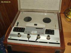 Tesla B43A Stereo Reel Tape Recorder