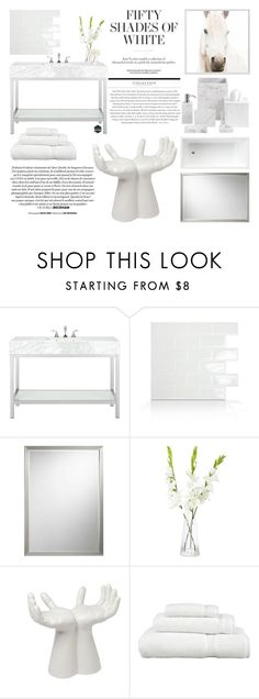 """""""Untitled #381"""" by riell-projecthome ❤ liked on Polyvore featuring interior, interiors, interior design, home, home decor, interior decorating, Home Decorators Collection, MOSAIK, Pottery Barn and Marc Jacobs"""