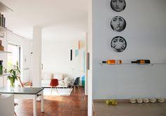 Filippo Taidelli Architetto Morozzo apartment