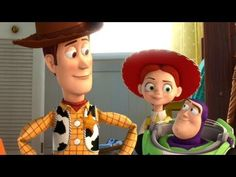 """""""you've got a friend in me"""" music from Disney toy story The audio used in this video is and will always be owned by it's original writer, Randy Newman. Woody And Jessie, Jessie Toy Story, Toy Story 3, Pixar Characters, Fictional Characters, Ever After Dolls, Walt Disney Studios, Art Challenge, Disney Movies"""