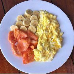 Healthy Dishes, Healthy Meal Prep, Healthy Snacks, Healthy Eating, Healthy Recipes, Healthy School Lunches, Food Goals, Health Breakfast, Aesthetic Food