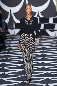 2014 Fall Office Fashion. Diane von Furstenberg Ready-to-Wear Collection. Love this!