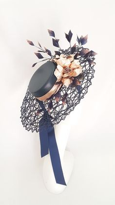 Her Majesty Queen Doña Sofía. Godmothers with mantilla. Millinery Hats, Fascinator Hats, Fascinators, Headdress, Headpiece, Derby Day, Fancy Hats, Wedding Hats, Who What Wear