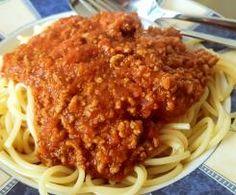 Spaghetti Bolognese die Allerbeste