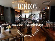 Mes bonnes adresses à Londres