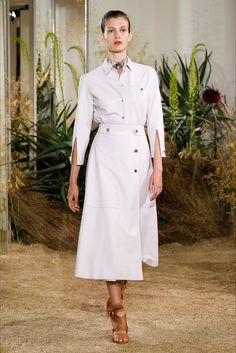 Sfilata Hermès Parigi - Pre-collezioni Primavera Estate 2019 - Vogue
