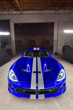Dodge Viper que hermosura!