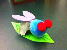 Cicada craft on Monday, July 1@ 3pm @ the Bernardsville Public Library.