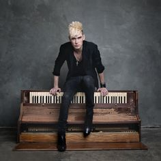 """Colton Dixon such an amazing Christian singer! I just got his first CD and he is amazing! I loved him on American Idol & wanted him to win. I'm so happy for him. His CD is fabulous and brings tears to my eyes. The songs are fabulous and his voice sounds better than I've ever heard him! He needs to win """"Best New Christian Artist""""!"""