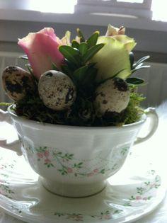 Pasen Glass Vase, Easter, Flower, Spring, Tableware, Desserts, Gifts, Food, Tailgate Desserts