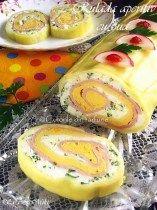 » Rulade aperitivCulorile din Farfurie