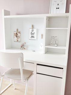 White Bedroom Desk Fresh Bedroom Ideas Kids Desk Tar Fresh Desk desk With Drawers Teen Girl Desk, Kid Desk, Ikea Kids Desk, Desk For Teens, Desks For Girls, Desk Ideas For Teen Girls, Kids Desk Space, Desk For Girls Room, Small Room Desk