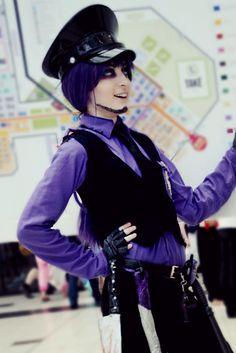 Japan expo 2015 - FNAF cosplay 3 by AlicexLiddell on DeviantArt