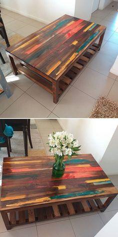 37+ Trendy Wood Pallet Furniture Ideas