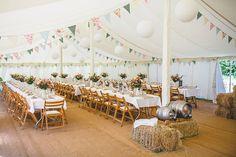 Lusan Mandongus for an Elegant Dorset Farmhouse Wedding | Love My Dress® UK Wedding Blog