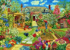 Gardening (88 pieces)