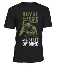 Royal Marine Commando  #gift #idea #shirt #image #funny #job #new #best #top #hot #military