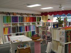Fabric Tampa store