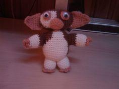 FREE Gizmo Gremlin Amigurumi Crochet Pattern and Tutorial by Tamara Dielen