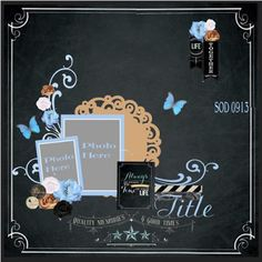 Scattered Pictures and Memories: Scraps of Darkness September Reveal ~ The Black Album Kit ~ Scrapbook Sketches, Card Sketches, Scrapbook Cards, Sketch 2, Mixed Media Scrapbooking, Scrapbooking Layouts, Sketch Inspiration, Dark Backgrounds, Paper Crafts