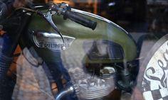 Triumph on Display Old Bikes, Bike Parts, Triumph Motorcycles, Display, Explore, Vintage, Freiburg, Old Motorcycles, Floor Space