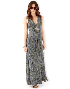 Pedra Jersey Maxi Dress - For my dream holiday in Dubrovnik