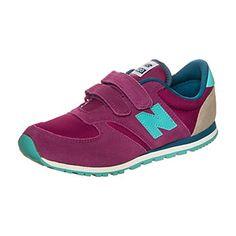 <title>NEW BALANCE KE420-PAY-M Sneaker Kinder fuchsia / türkis im Online Shop von SportScheck kaufen</title>