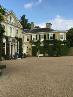 Polesden Lacey, nr. Dorking, Surrey Britain Uk, Great Britain, House Inspirations, England And Scotland, Surrey, Castles, United Kingdom, Places To Visit, Island