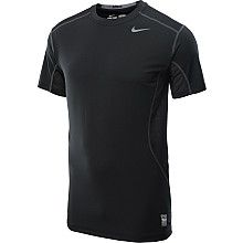 NIKE Men's Pro Combat Fitted Short-Sleeve T-Shirt - SportsAuthority.com
