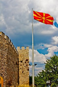 Samuil's Fortress Ohrid Macedonia, Things to see in Macedonia, Places to visit in Macedonia,