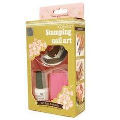 Meliney Nail Art - Konad Stamp Set, $17.99 (http://www.meliney.com/konad-stamp-set/)