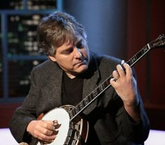 Musician-composer Béla Fleck performs with the Britt Orchestra on August 8. #brittfestivals #classical #imposter #belafleck