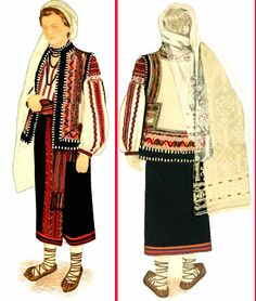 Fata women costume