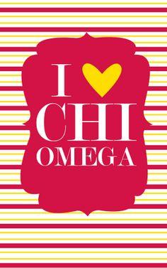Chi O Love