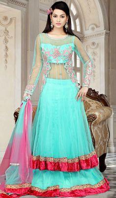 161c47122d600 8 Best Plus Size Lehenga Choli Buy Online images