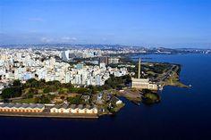 Coletanea de Fotos Aereas Ineditas de Porto Alegre-RS......!! - SkyscraperCity