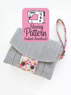 IMPORTANT INFO: This is a SEWING PATTERN to make the item shown. The pattern is a PDF document you download & print at home. A...